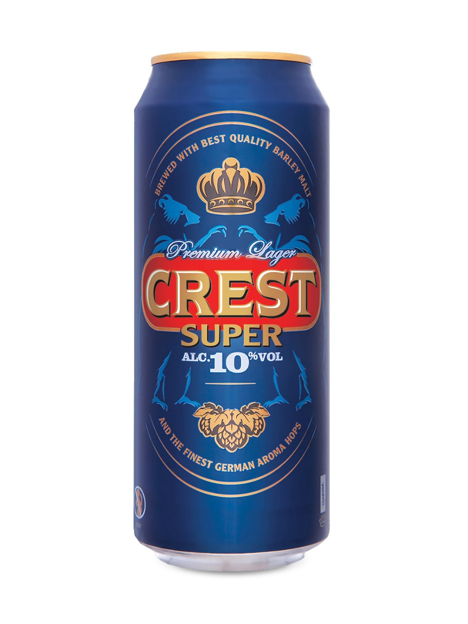 Image for Crest Super Lager from LCBO