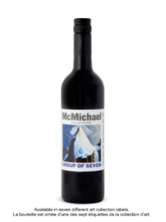 McMichael Collection Cabernet Merlot VQA