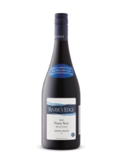 River's Edge Barrel Select Pinot Noir 2015