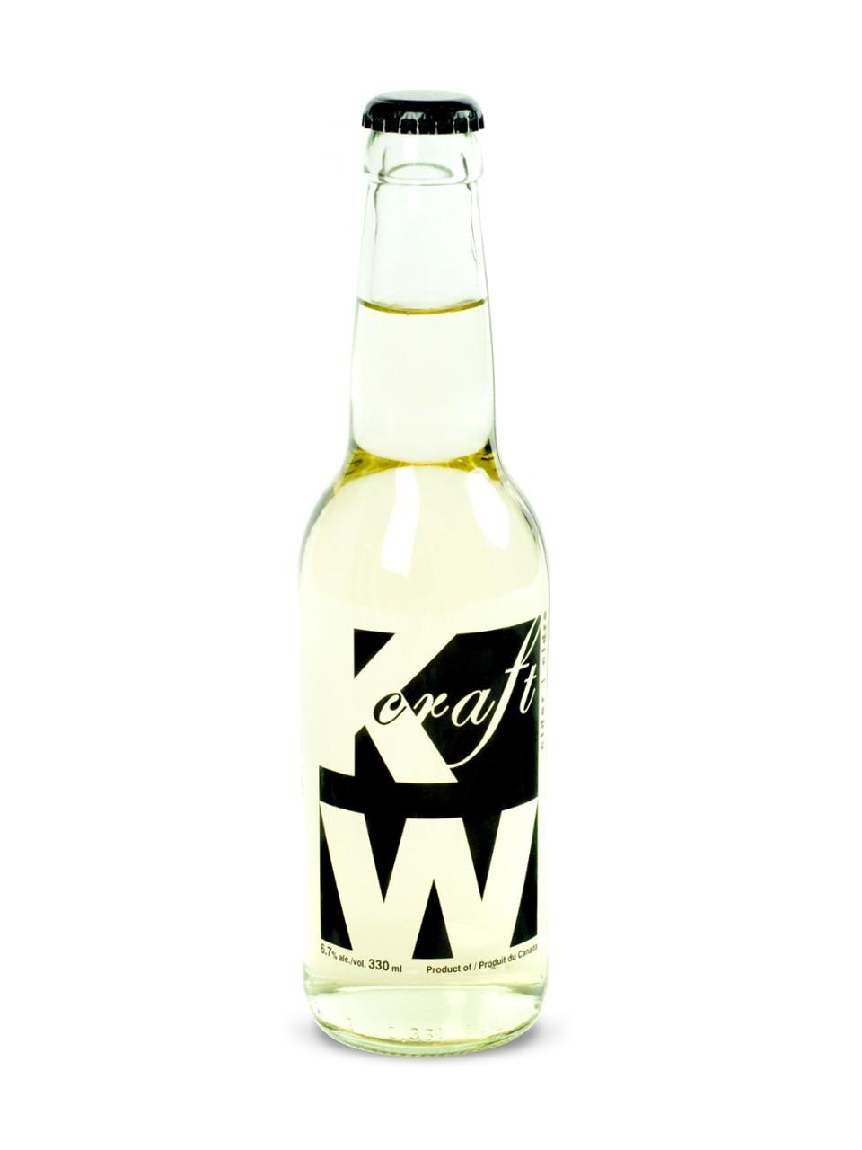 KW Craft Cider   LCBO