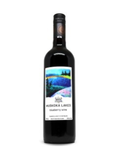 Muskoka Lakes Blueberry Wine