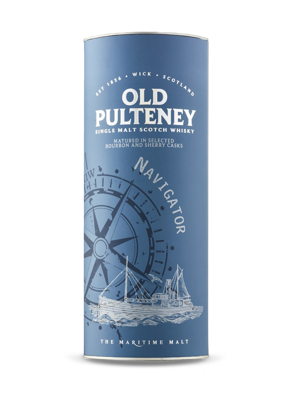 Whisky écossais Single Malt Old Pulteney Navigator                                                                             -A