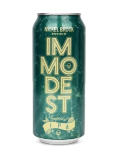 Nickel Brook Immodest Imperial IPA