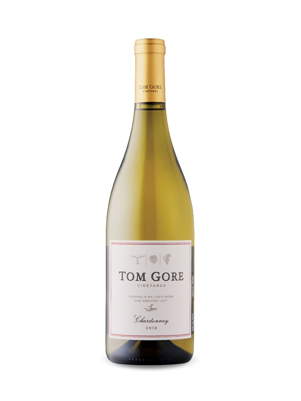 Image for Tom Gore Chardonnay 2016 from LCBO