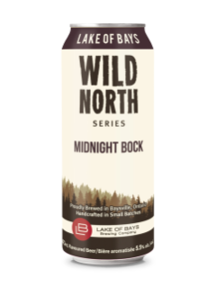 Lake Of Bays Wild North Series Midnight Bock