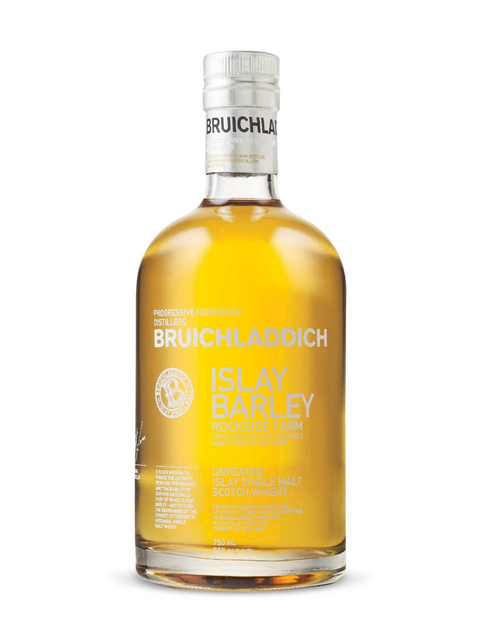 Image for Bruichladdich Islay Barley 2009 from LCBO