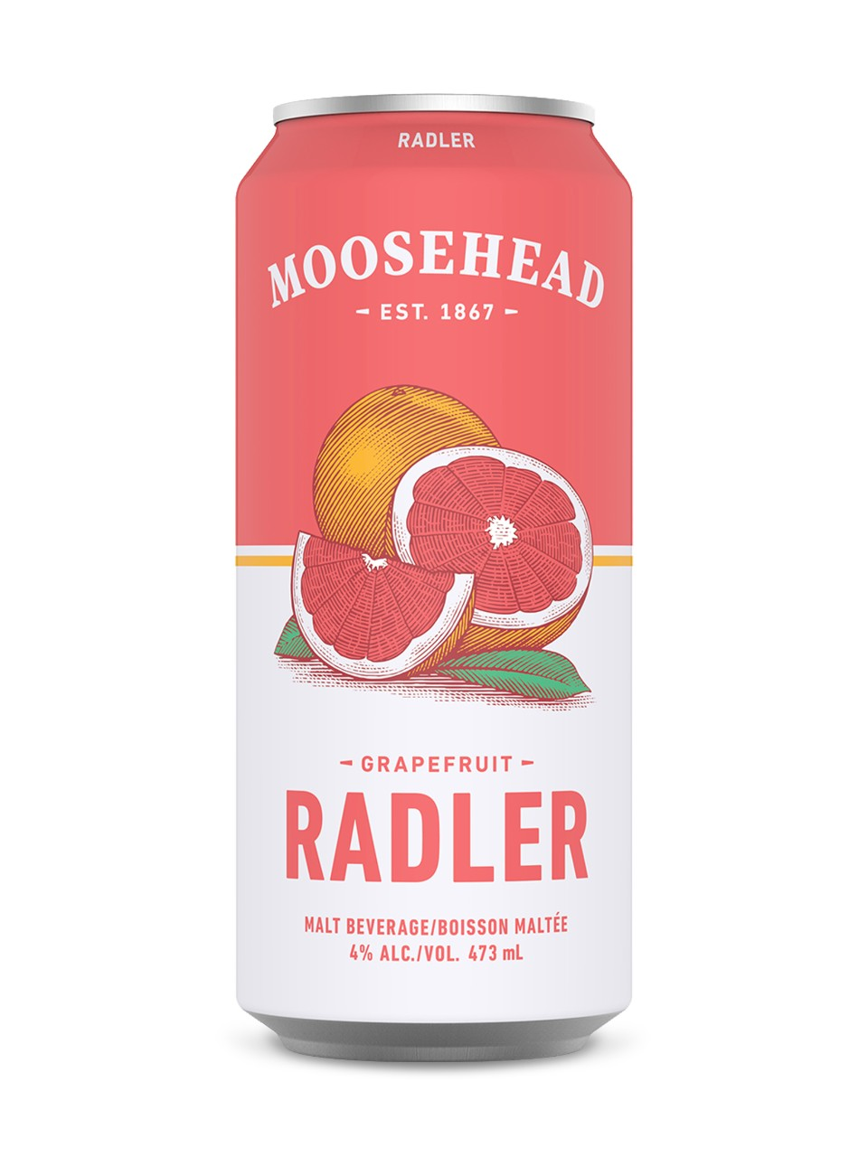 Image for Moosehead Radler from LCBO