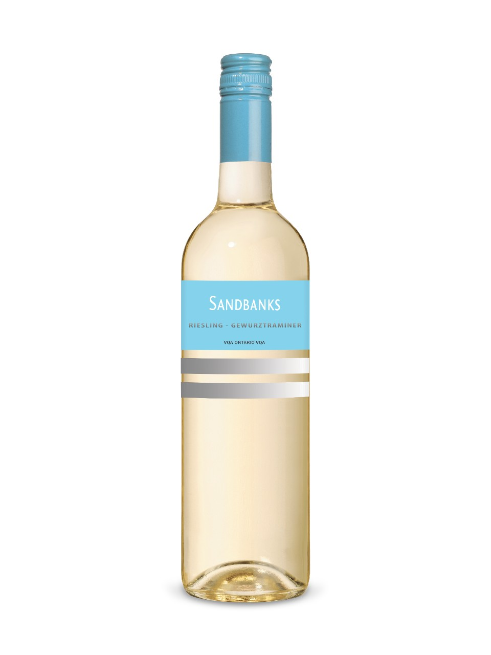 Image for Sandbanks Riesling-Gewürztraminer VQA from LCBO