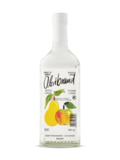 Josef Hoermann Obstbrand Apple/Pear Eau-De-Vie