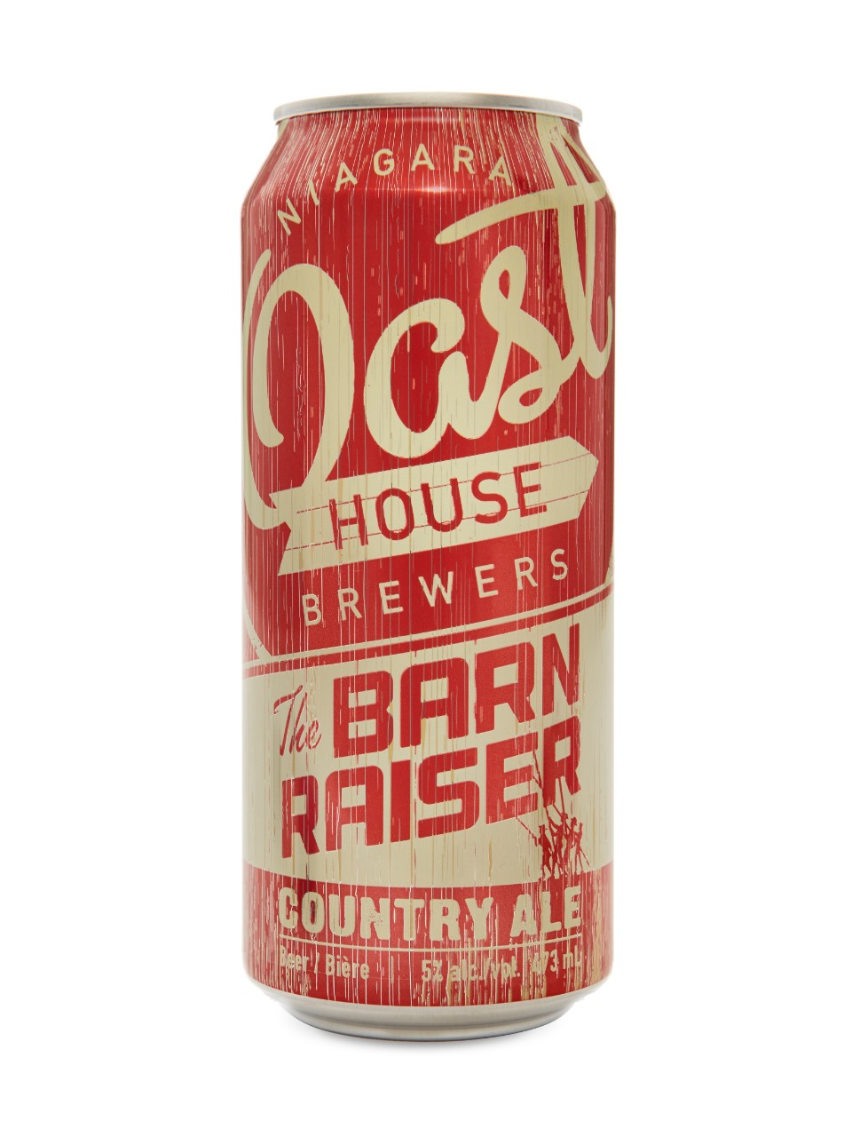 Image for Niagara Oast House Barnraiser Country Ale from LCBO