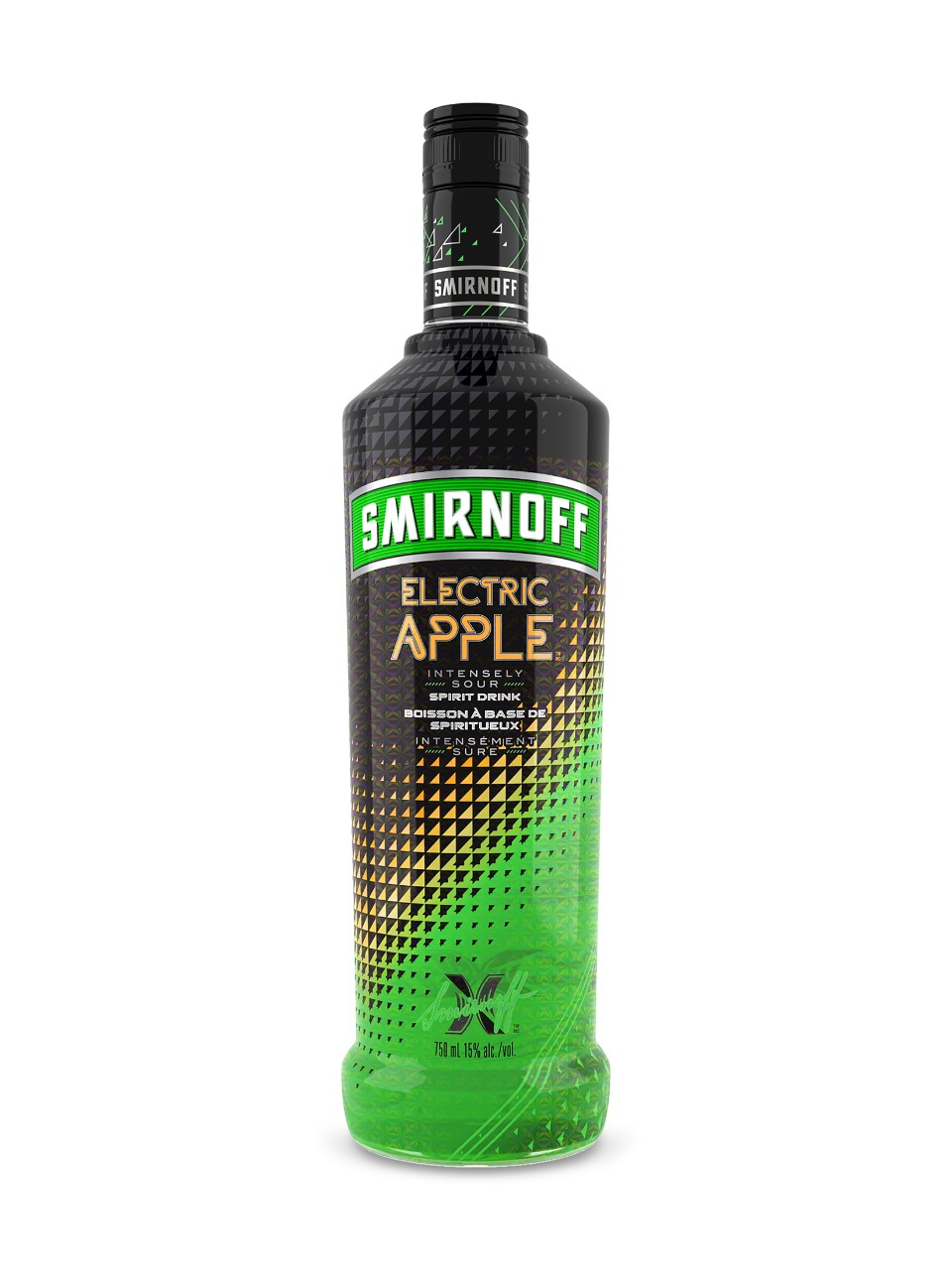 Image for Smirnoff Electric Apple from LCBO