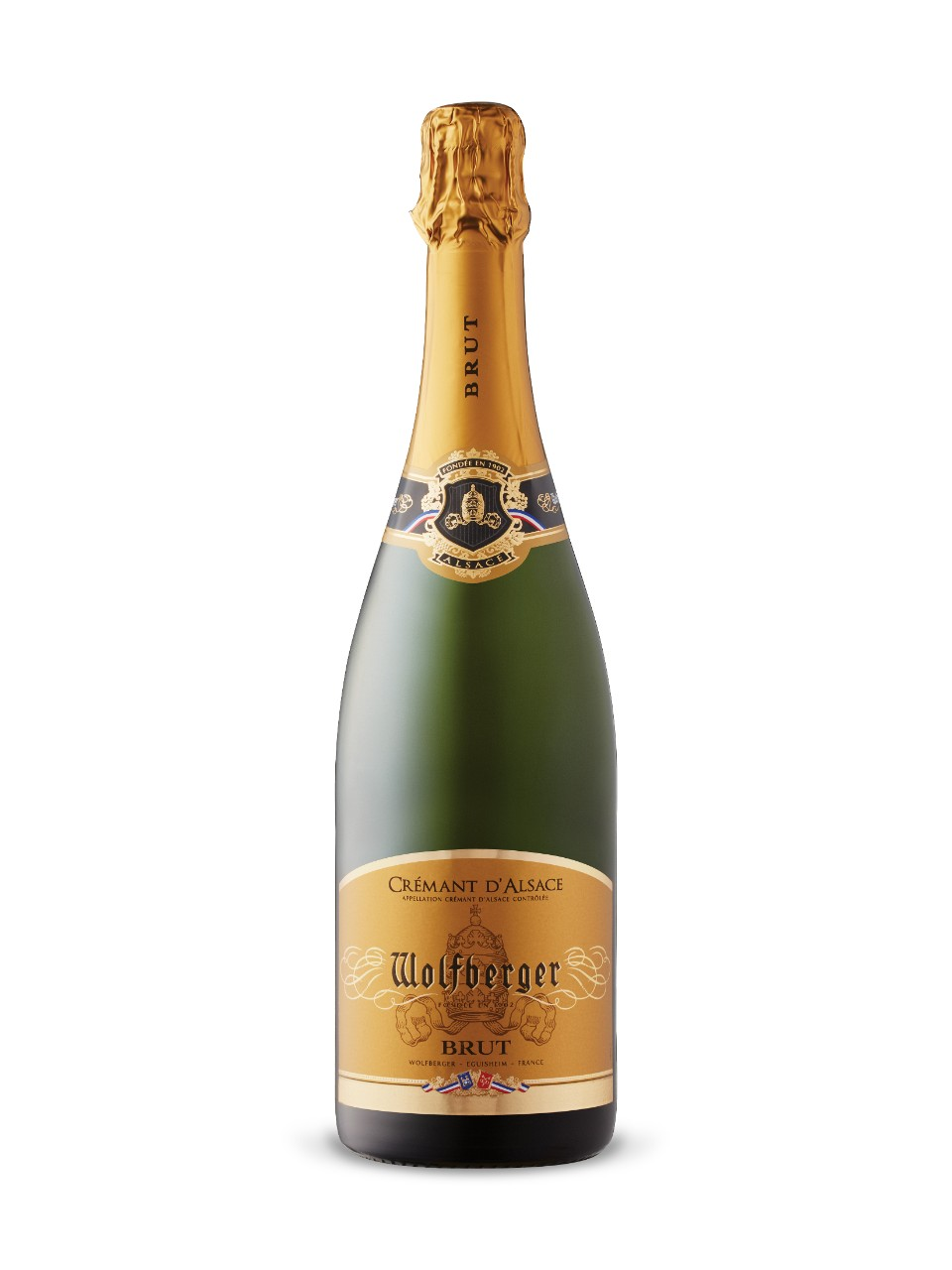 Wolfberger Brut Crémant d'Alsace from LCBO