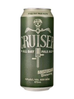 Amesterdam Cruiser All Day Pale Ale