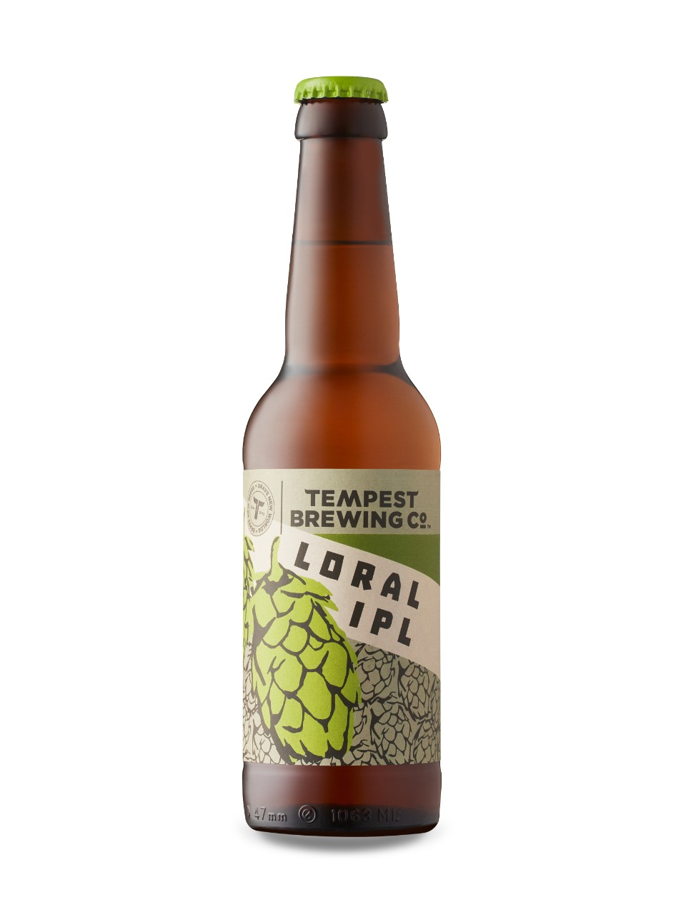 Image for Tempest Loral India Pale Lager from LCBO