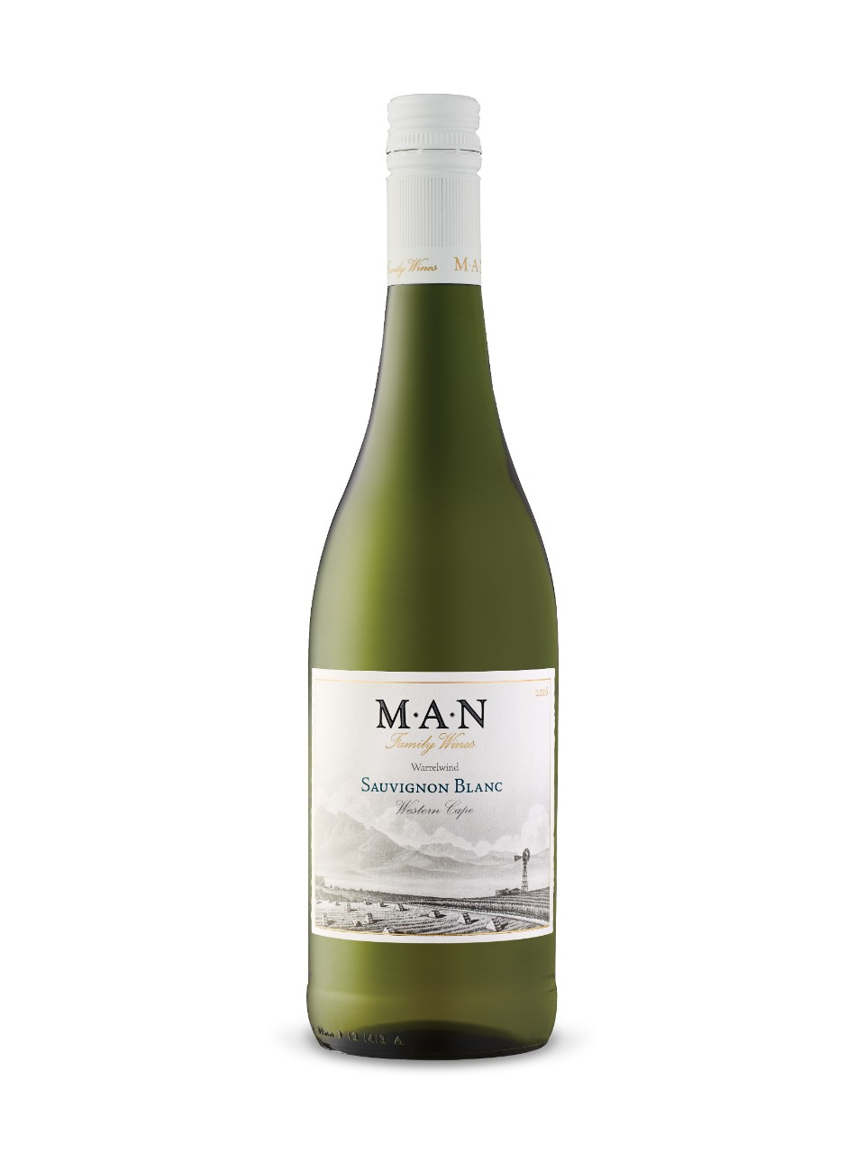 Sauvignon Blanc Warrelwind MAN Family 2016