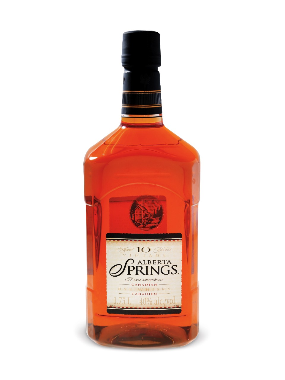 Image for Alberta Springs Whisky (PET) from LCBO