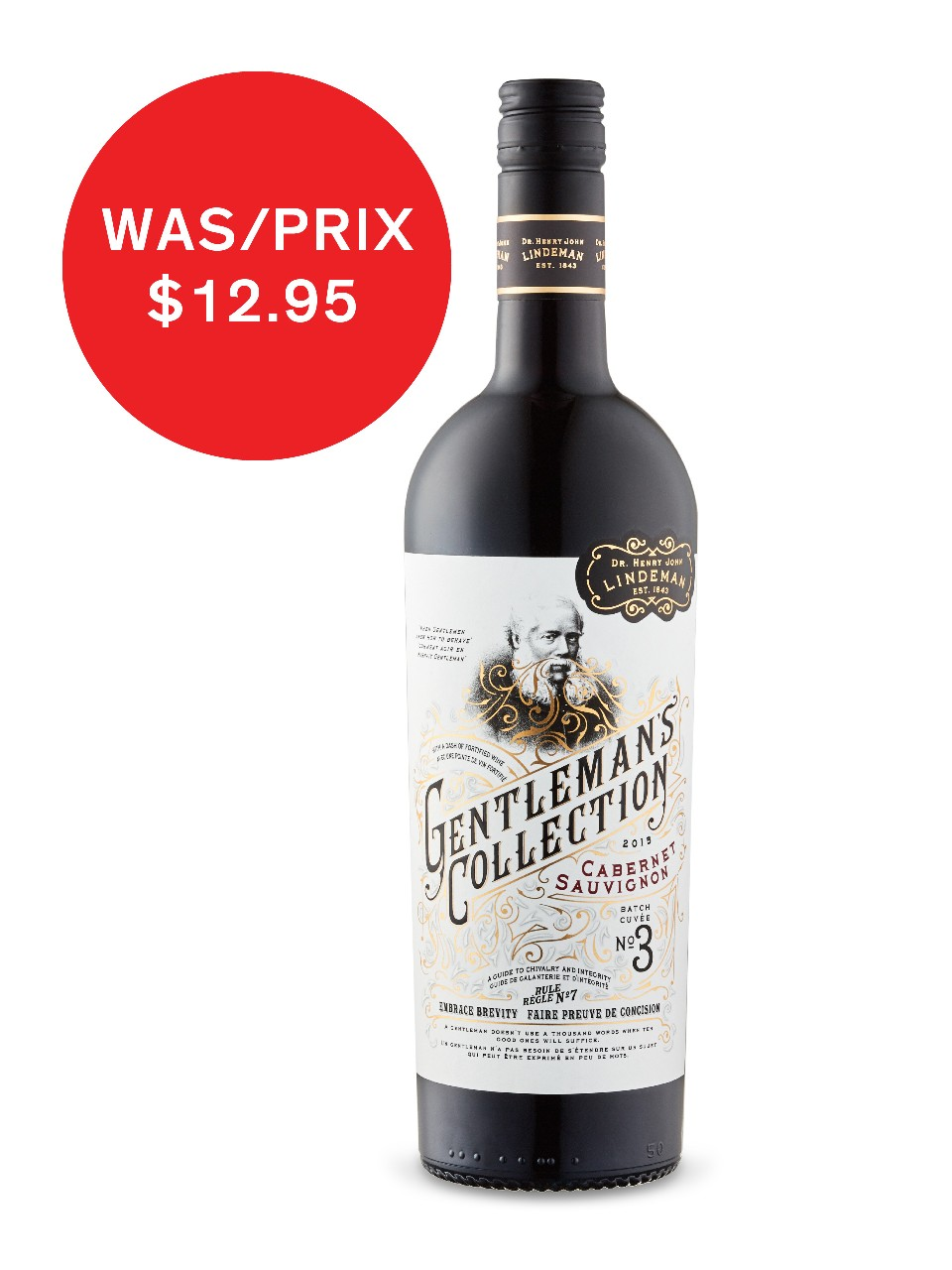 Image for Gentleman's Collection Cabernet Sauvignon from LCBO
