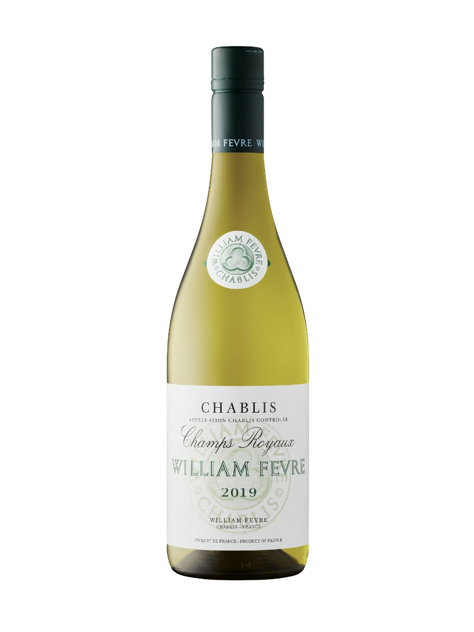 Image for William Fèvre Champs Royaux Chablis 2017 from LCBO