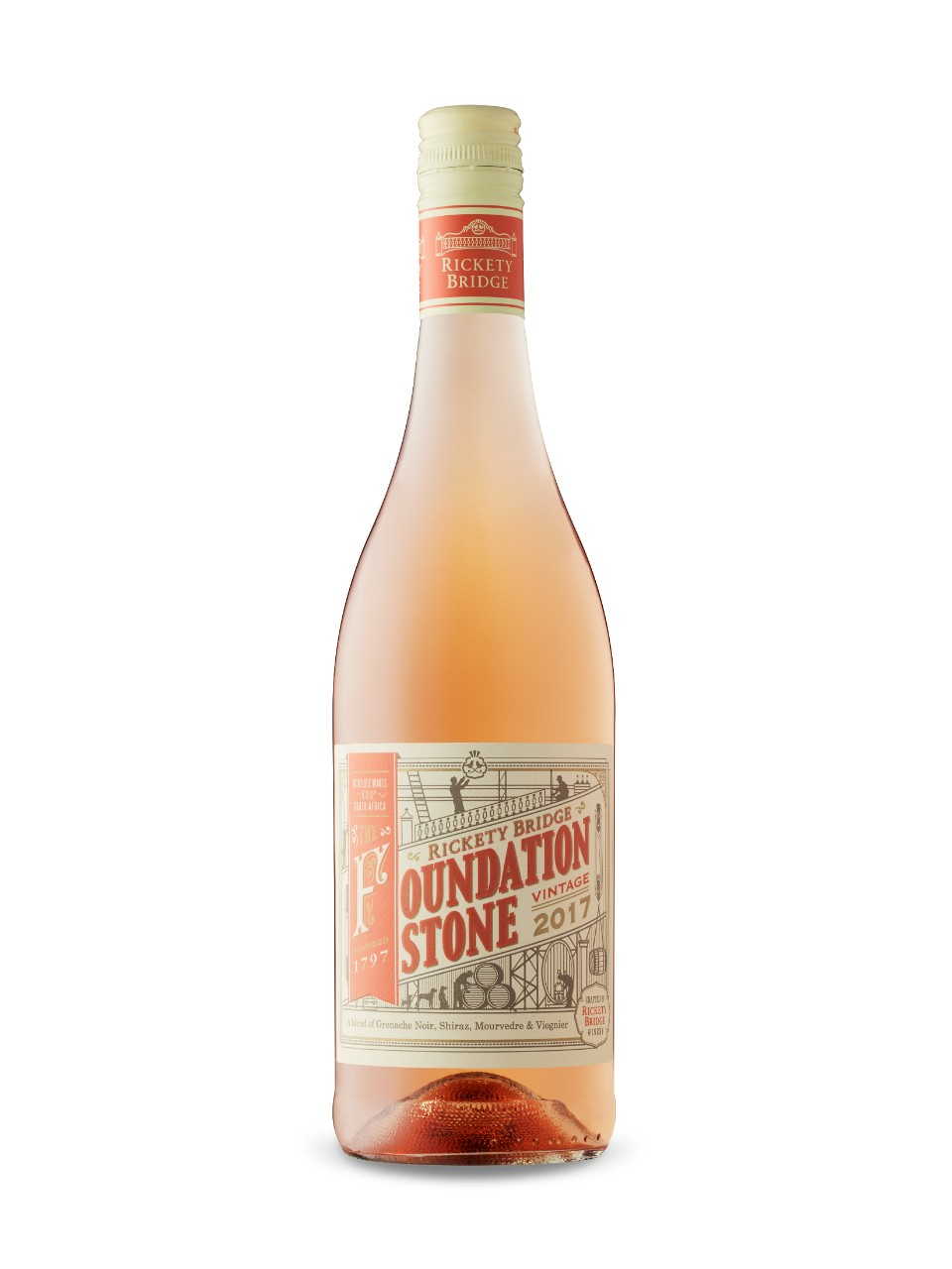 Image for The Foundation Stone Rose 2017 from LCBO