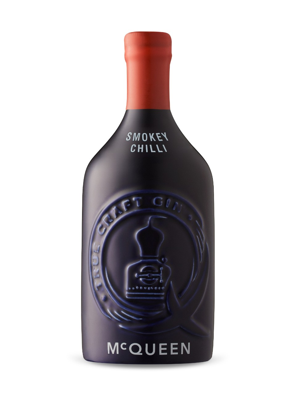 Image for McQueen Smokey Chilli Gin from LCBO