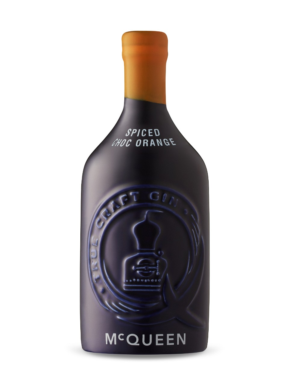 Image for McQueen Spiced Chocolate Orange Gin from LCBO