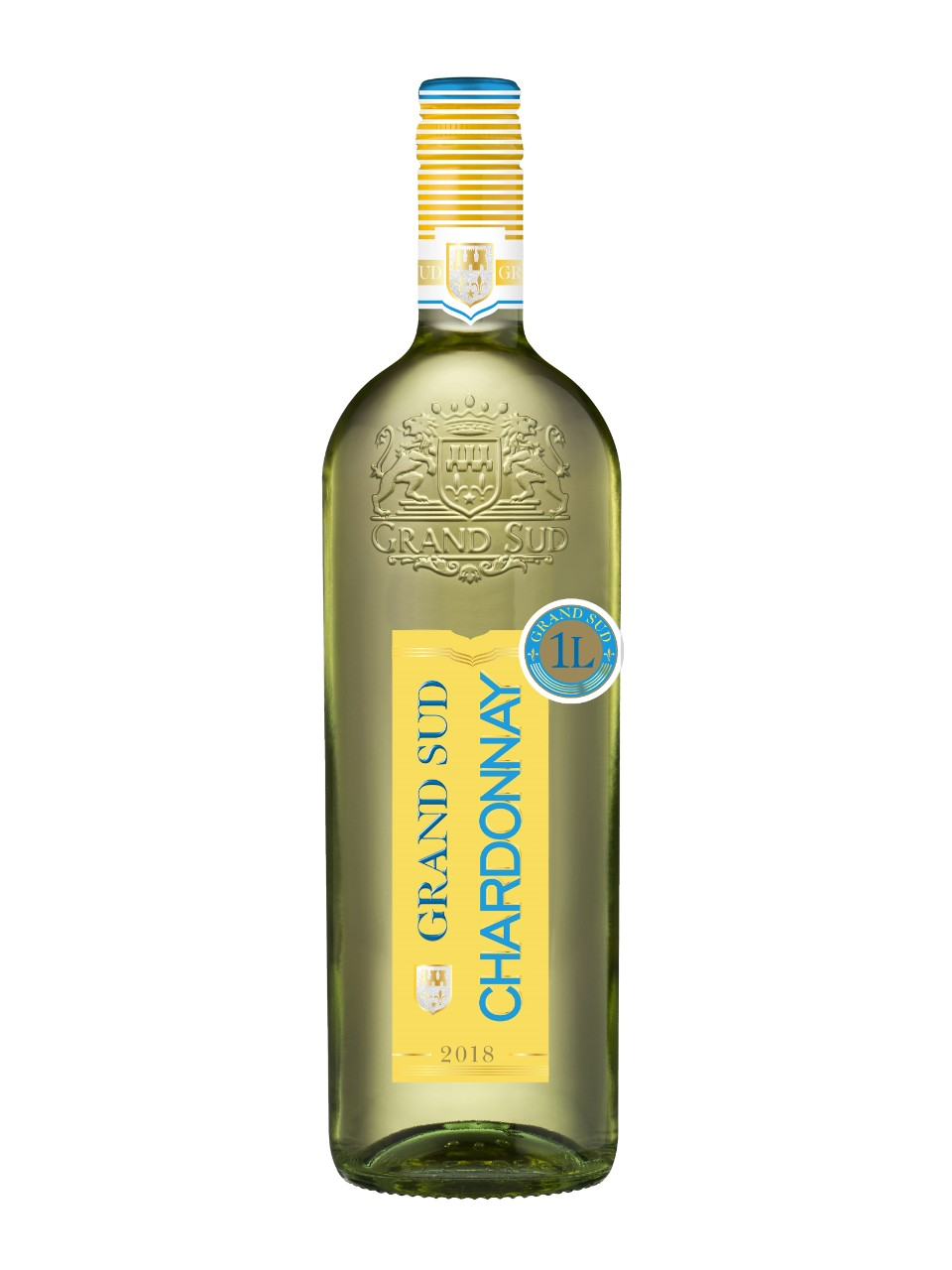Grand sud chardonnay vdfrance lcbo for Carrelage grand sud
