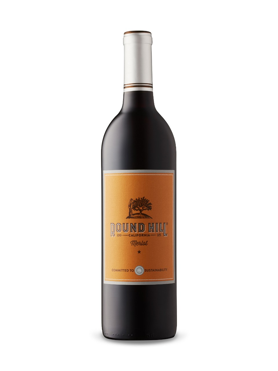 Image for Round Hill California Merlot 2015 from LCBO