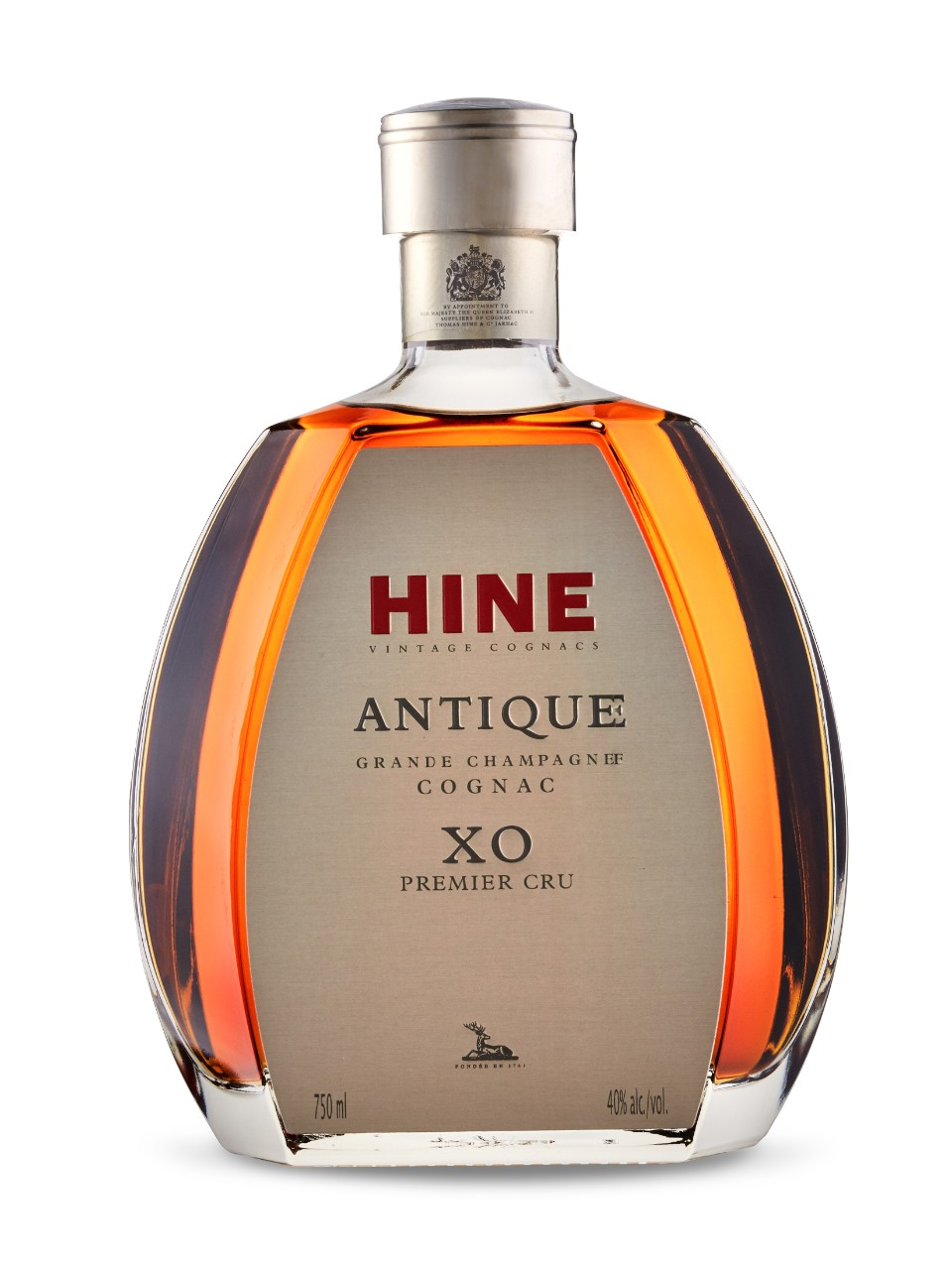 Image for Hine Antique XO Premier Cru Grande Champagne from LCBO