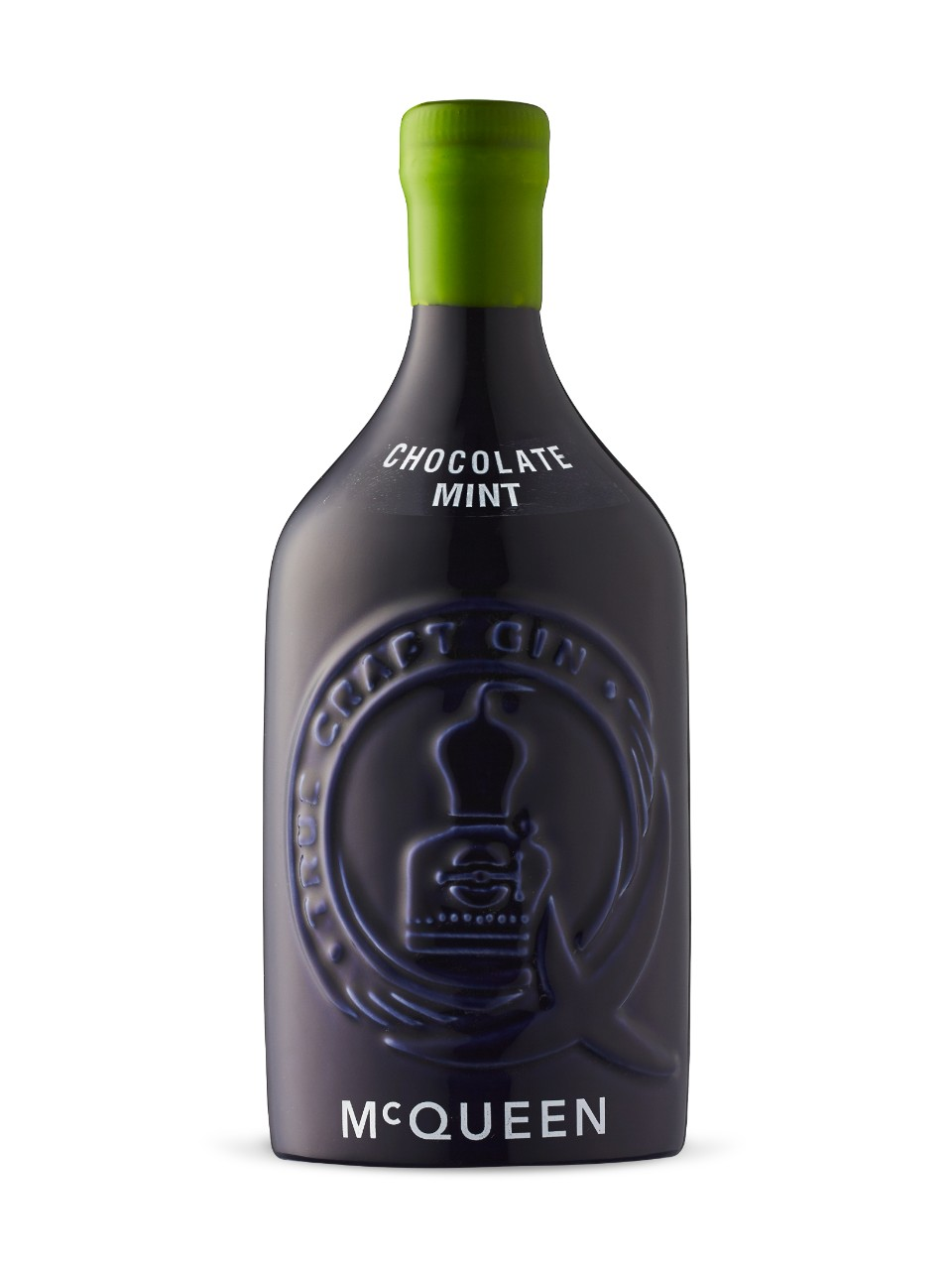 Image for McQueen Chocolate Mint Gin from LCBO