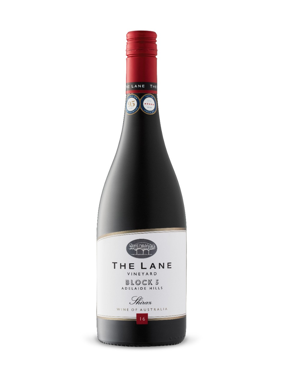 Image for The Lane Vineyard Block 5 Shiraz 2016 from LCBO