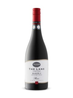 The Lane Vineyard Block 5 Shiraz 2016