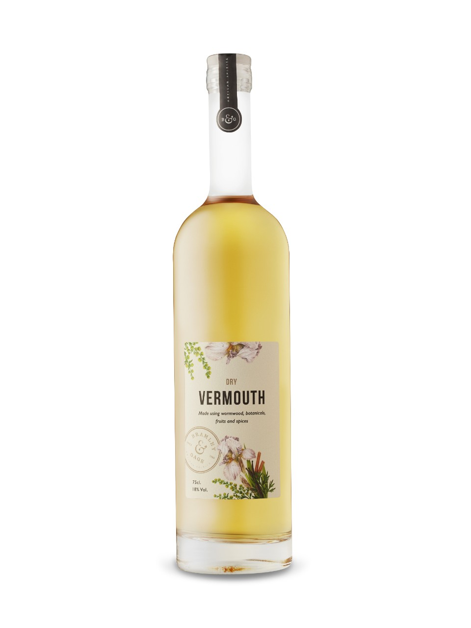 Image for Bramley and Gage Dry Vermouth from LCBO