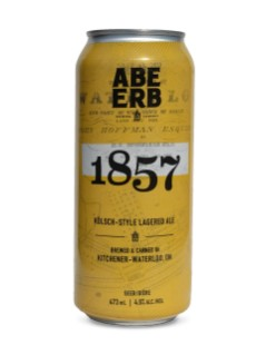 Abe Erb Brewing Kolsch Style Lagered Ale