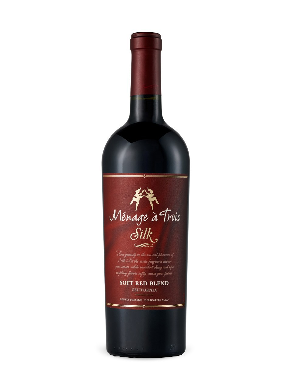Ménage à Trois Silk Red Blend from LCBO
