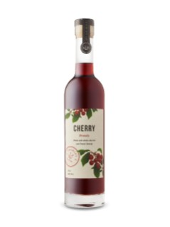 Bramley and Gage Cherry Brandy
