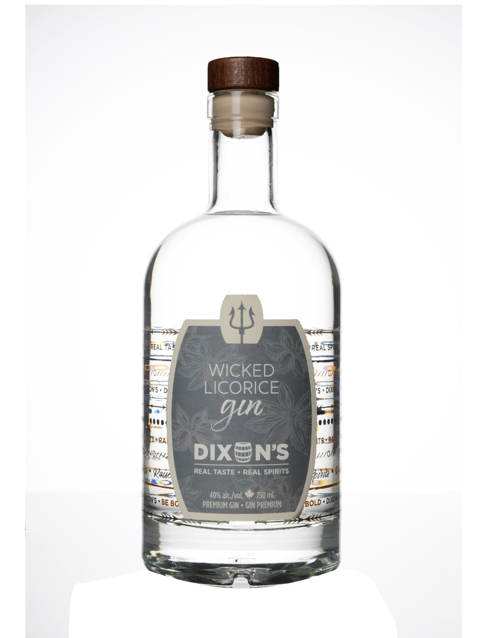 Image for Dixon's Wicked Licorice Gin from LCBO
