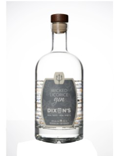 Dixon's Wicked Licorice Gin