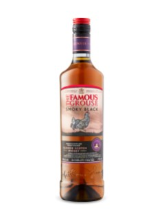 The Famous Grouse Smoky Black Scotch Whisky