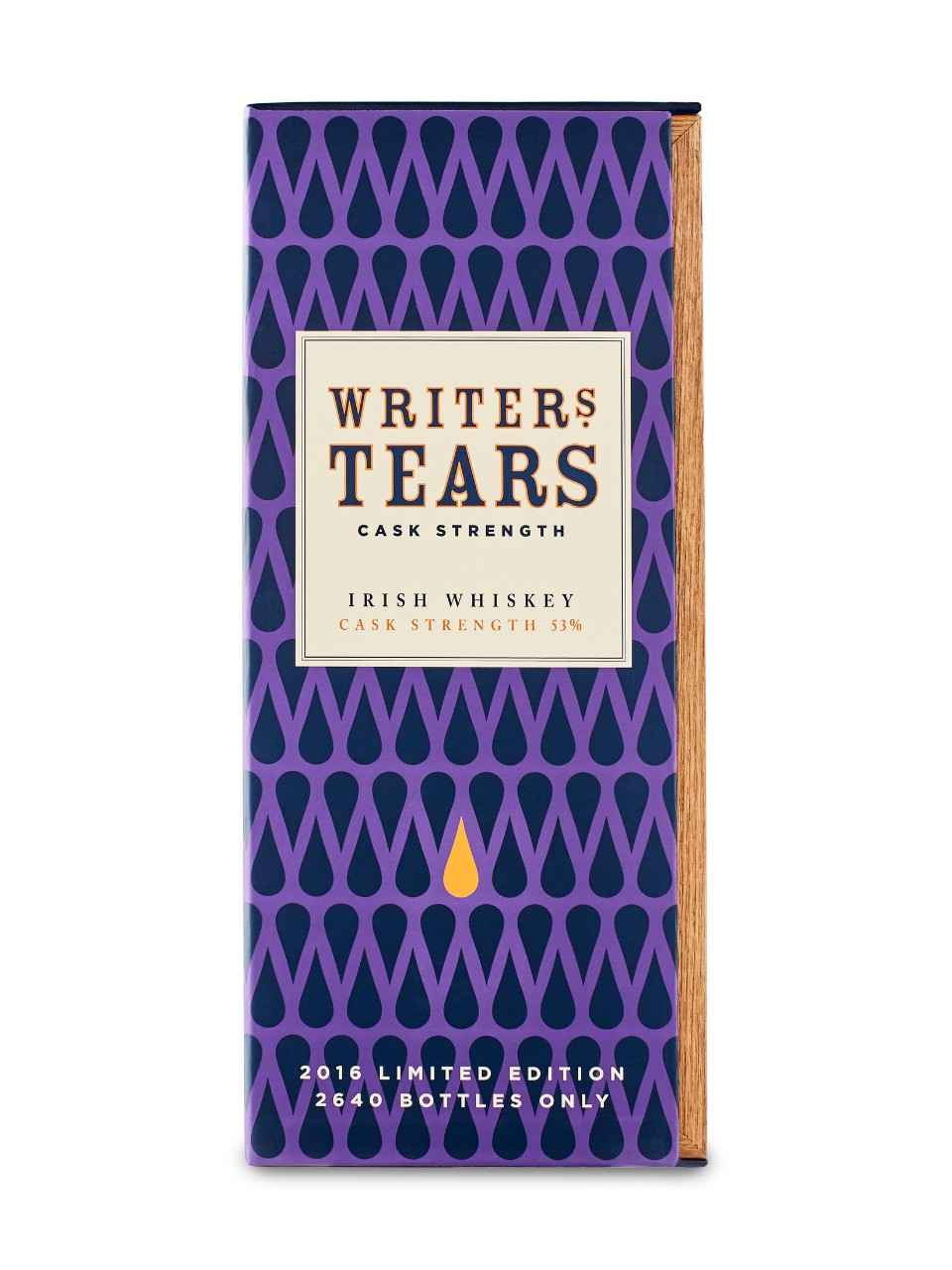 Writers Tears Limited Cask Strength Irish Whiskey                                                                               -A