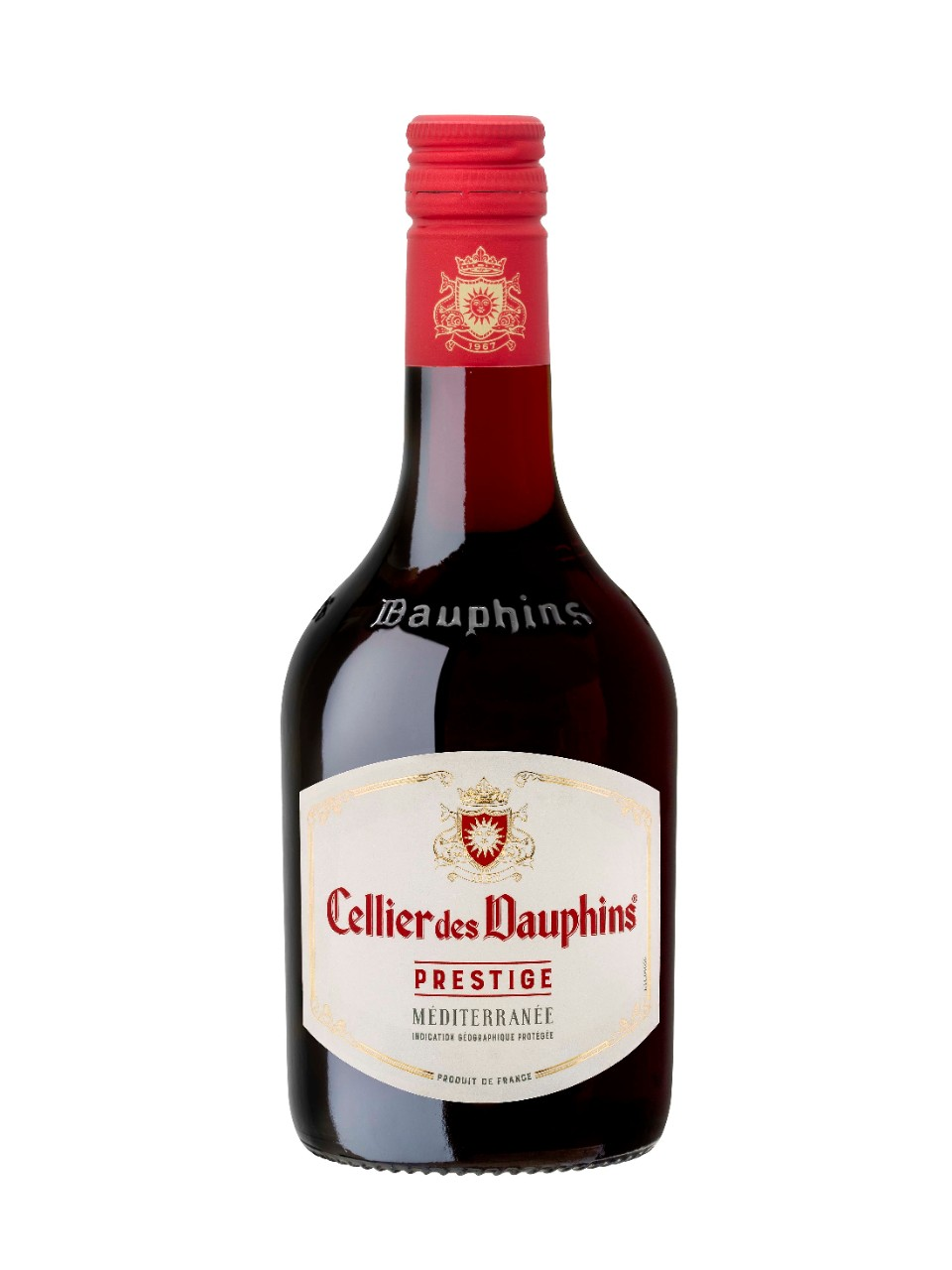 Image for Cellier Des Dauphins Prestige Red CdRhone from LCBO
