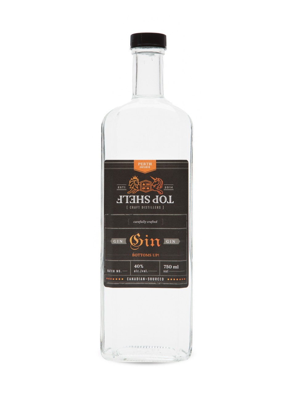 Top Shelf Gin