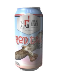 Grand River Brewing Red Tail Ale