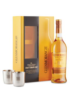 Glenmorangie Original Whisky And Craftsman Cup