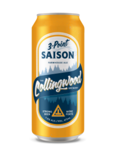 Collingwood 3-Point Saison