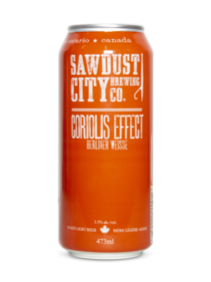 Sawduct City Coriolis Effect