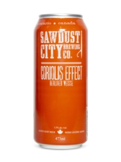Sawdust City Coriolis Effect