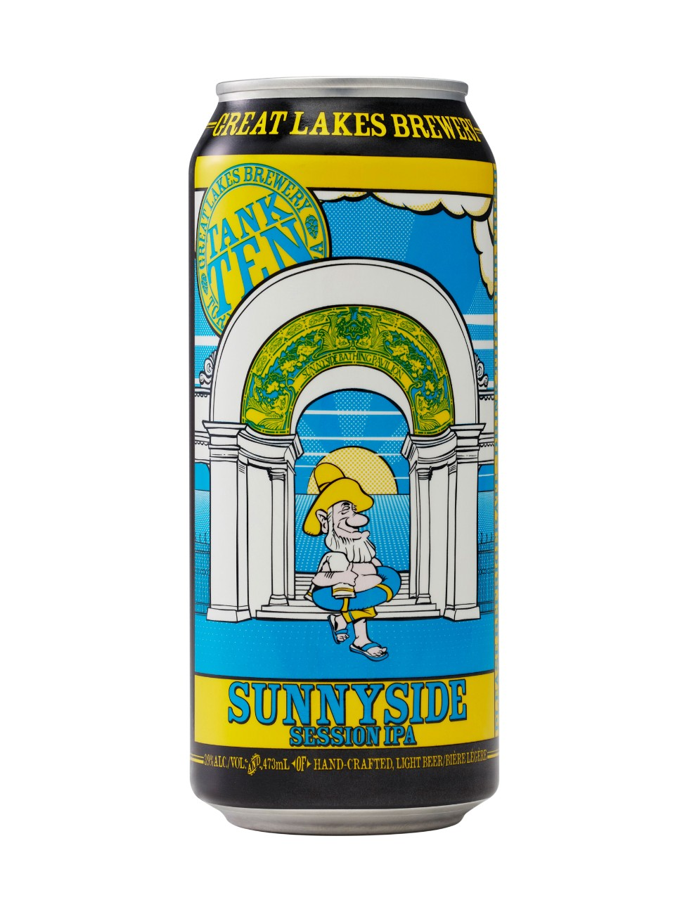 Great Lakes Brewery Sunnyside Session IPA from LCBO