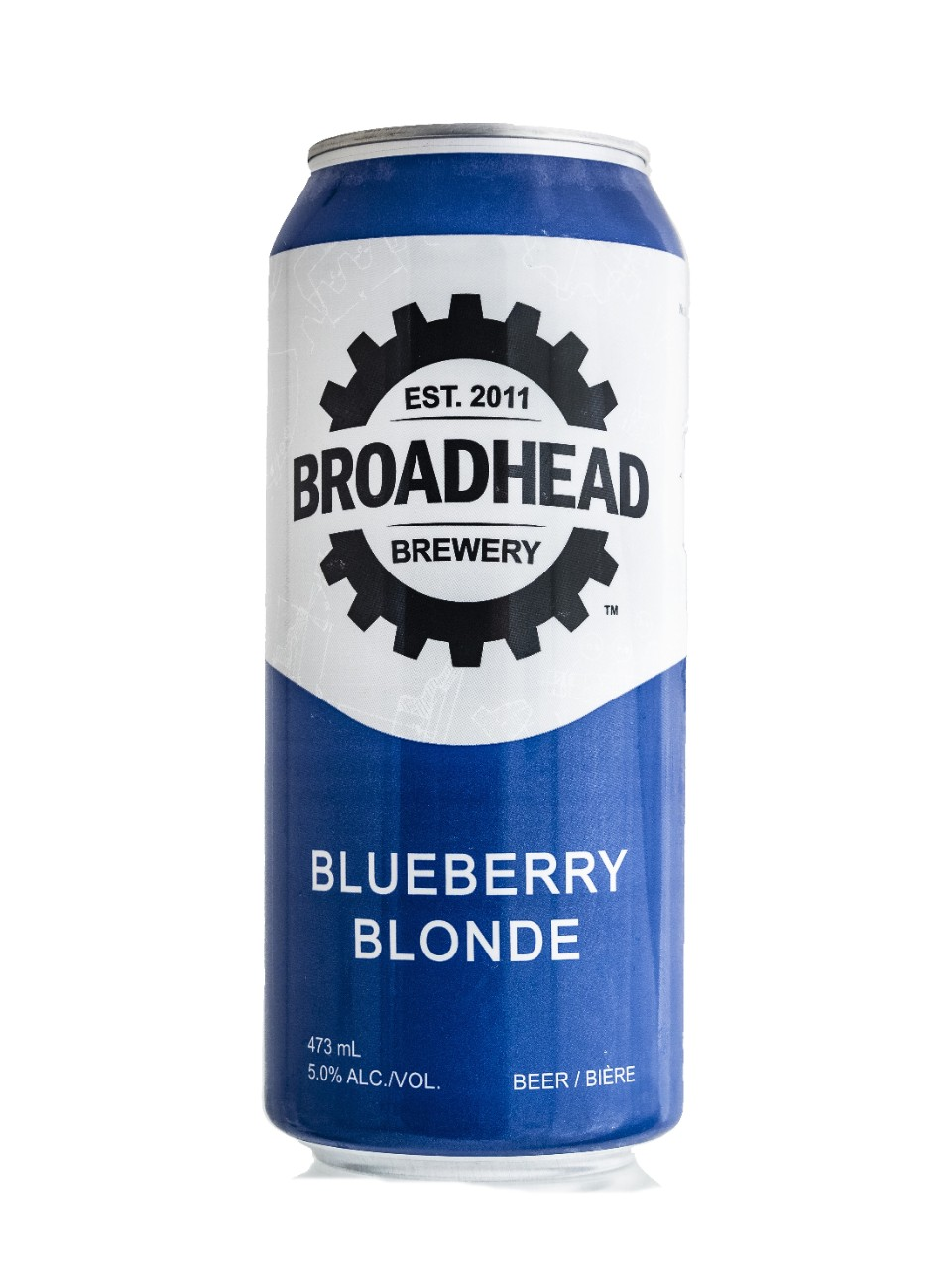 Image for Broadhead Blue Print Blueberry Blonde from LCBO