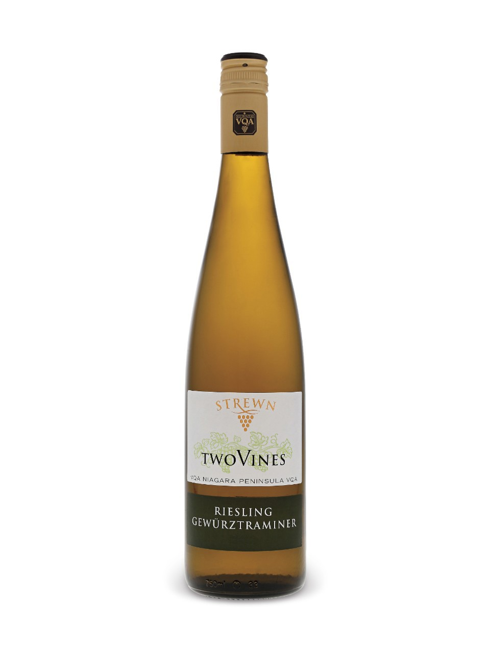 Image for Strewn Two Vines Riesling Gewürztraminer VQA from LCBO