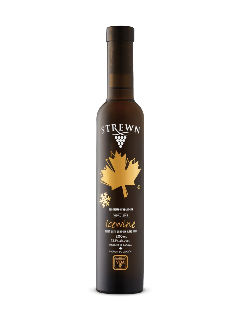 Image for Strewn Vidal Icewine 2013 from LCBO